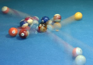 Training Customer Service Is Like A Game of Pool