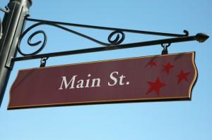 Main Street retail