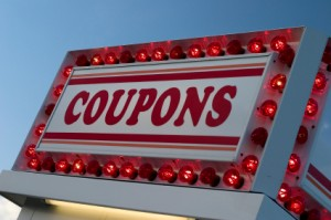 coupons are a drug