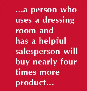 fitting room retail tips