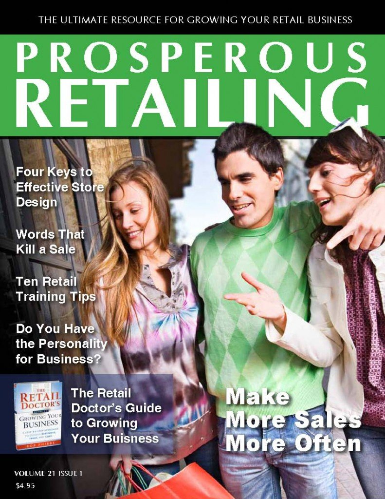 Prosperous Retailing The New Magazine That Helps You Sell Your Merch