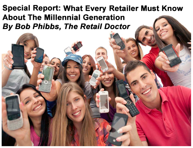 What Every Retailer Must Know About The Millennial Generation