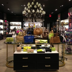luxury retail sales