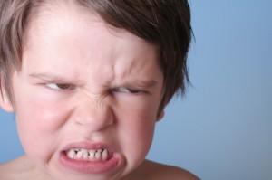 angry retail employee training