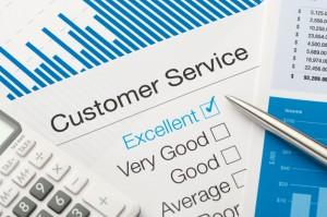 customer service selling