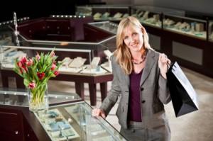 luxury jewelry retail store tips