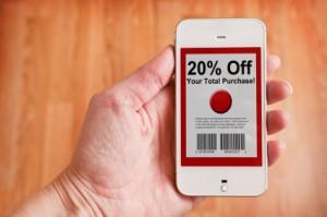 mobile coupon big data retail