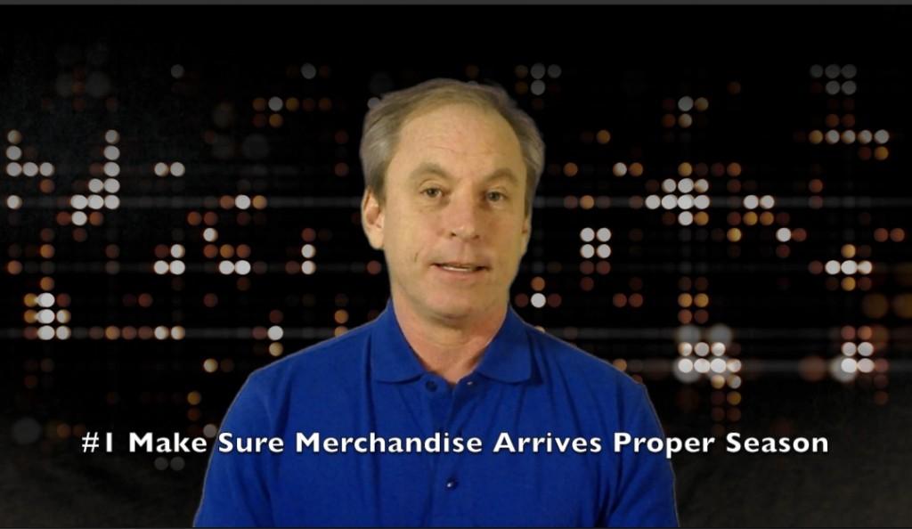 retailer cash flow merchandise