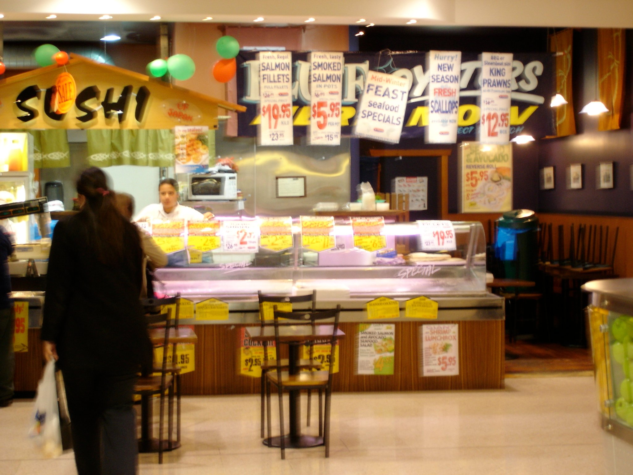 signage for retail stores