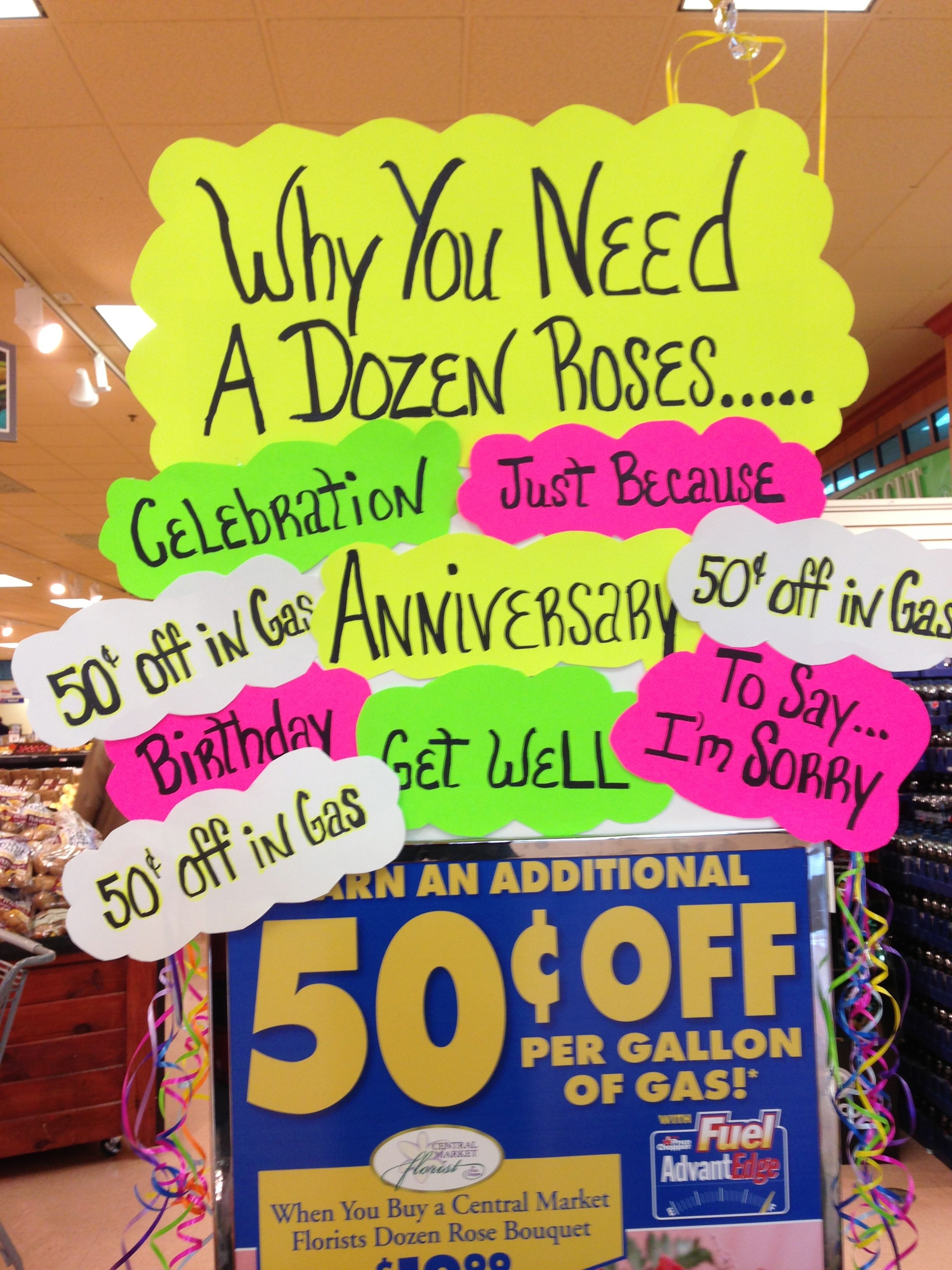 signage in a retail store tips