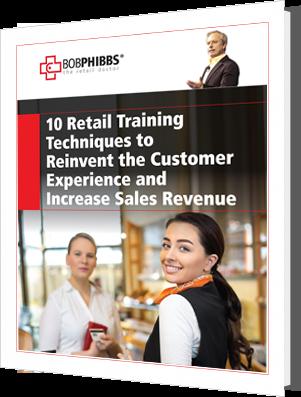 10 Retail Training Techniques