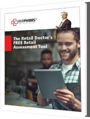 The Retail Doctor's FREE Retail Assessment Tool