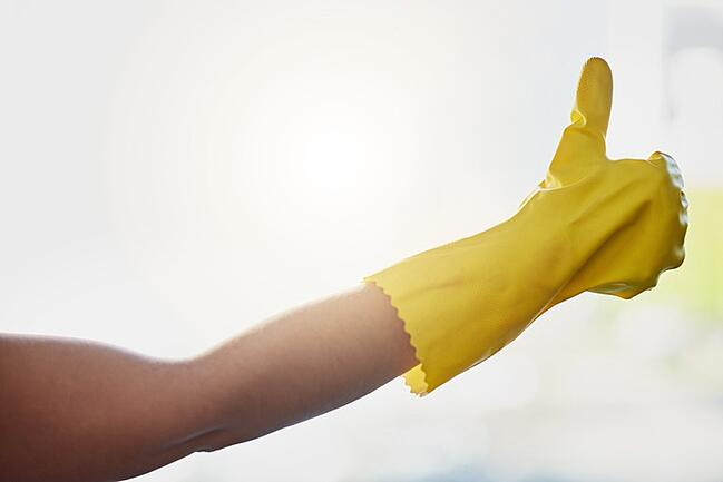 how to spring clean your retail store