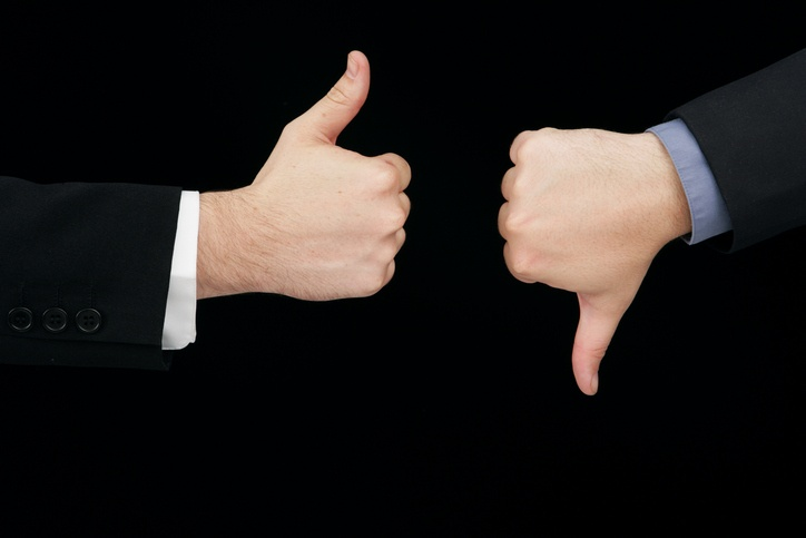 good and bad types of sales training
