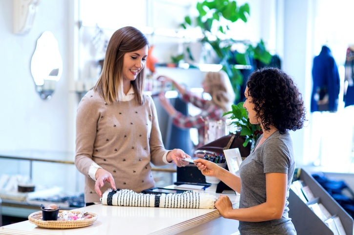 how to followup a retail sales transaction
