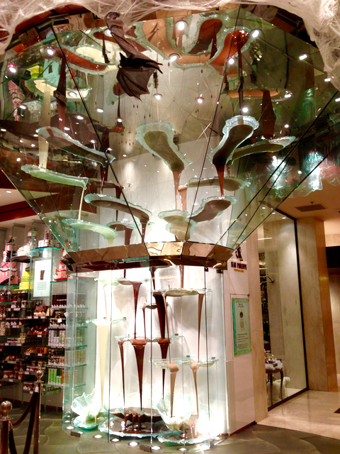examples of visual merchandising