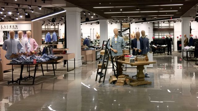 visual merchandising helps attract, engage, motivate retail customer