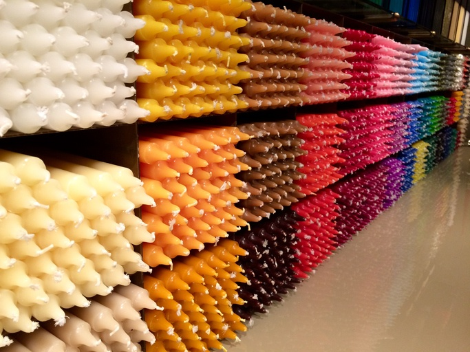 retail sales training improves candle store