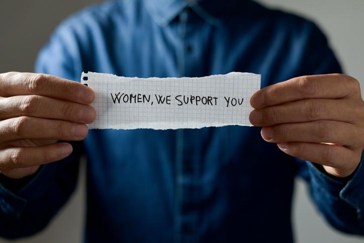 women in retail sales inspiring story
