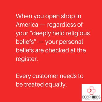 retail indiana law discrimination