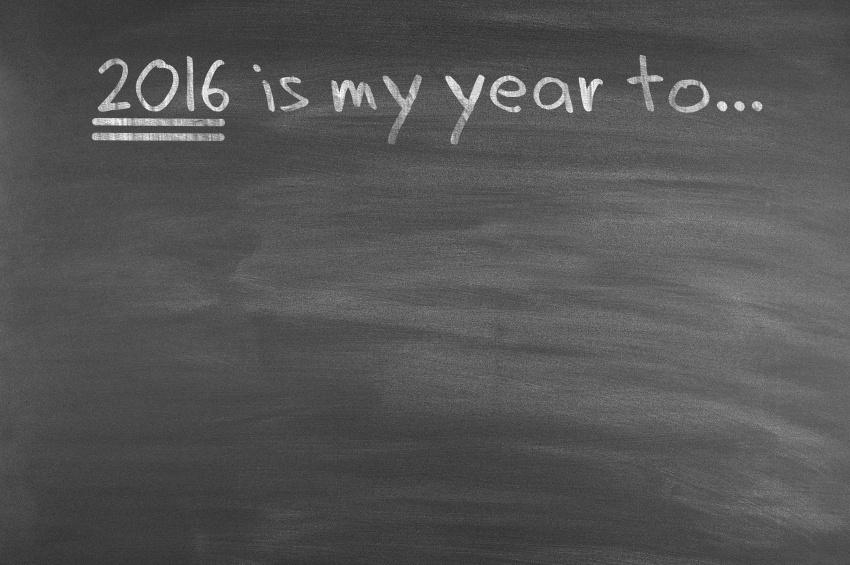 setting new year goals