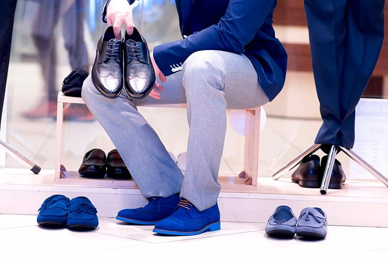 sales lessons in retail from selling shoes