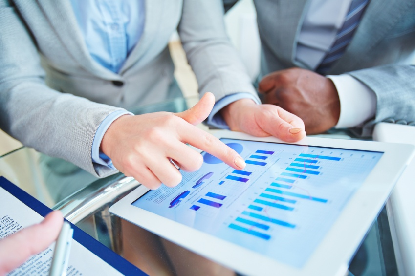 KPI retail report financial