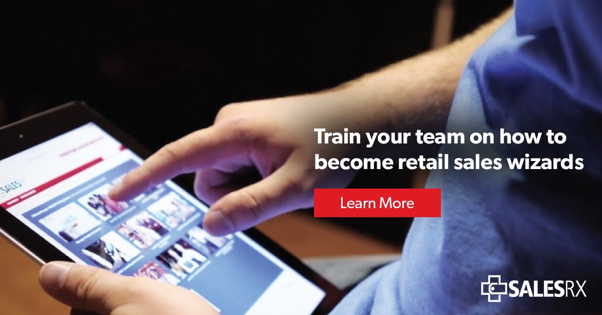 how to use online retail sales training