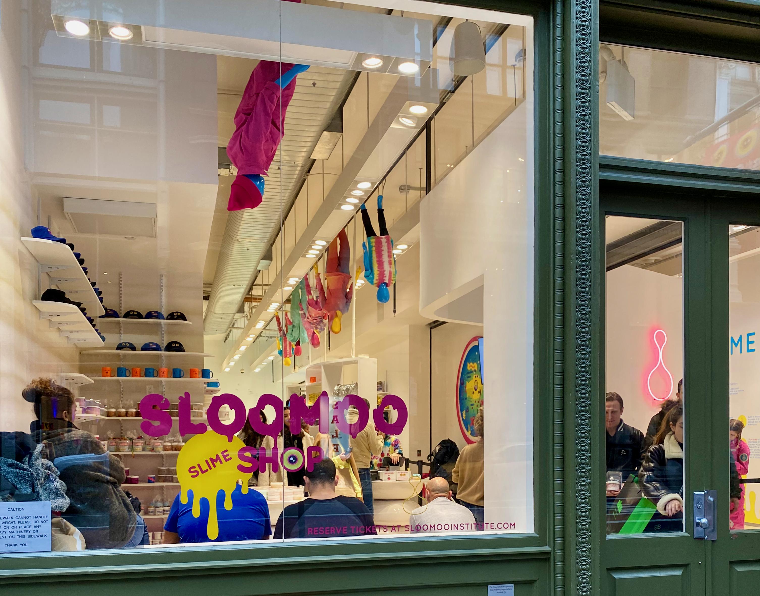 Sloomoo institute new york city