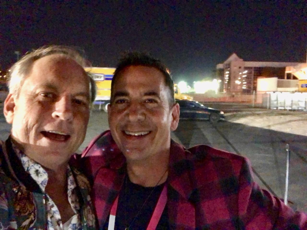 Tony Drockton and Bob Phibbs