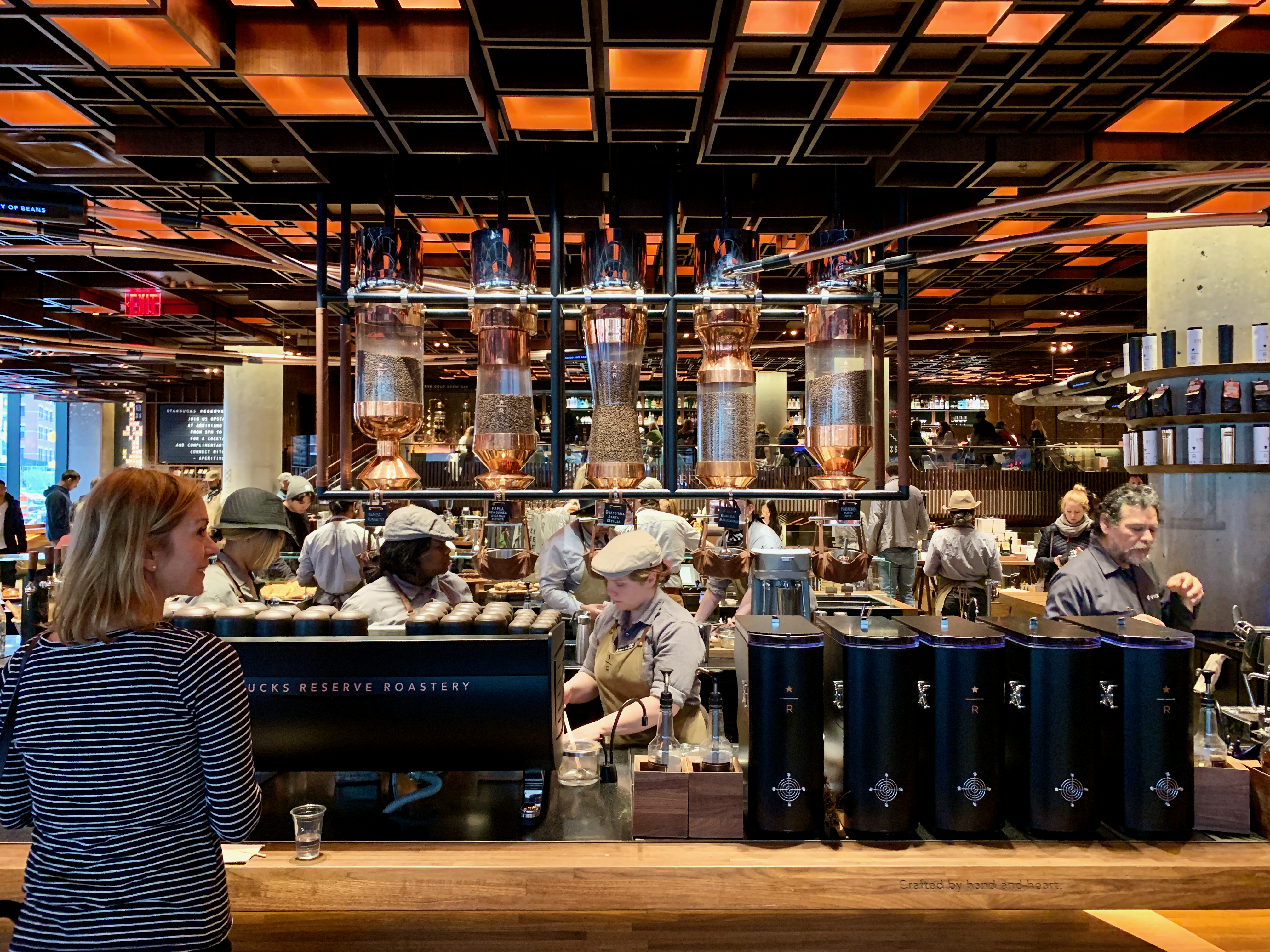 Starbucks Reserve Roastery Meatpacking District