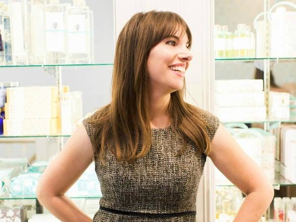 Jenn Grimm Lux beauty Edmonton