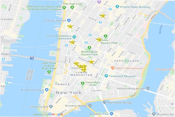 10 must see new york retailers