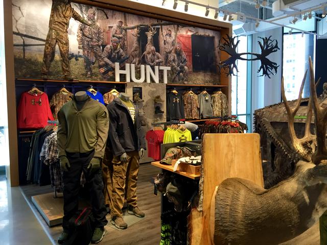 retail merchandising stores