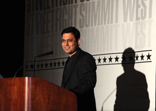 Nitin Mantani, PredictSpring CEO