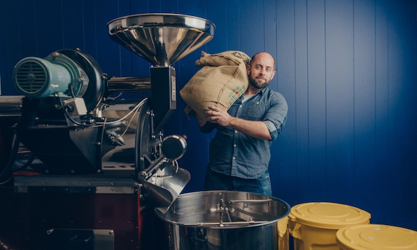 colby williams Parengo Coffee