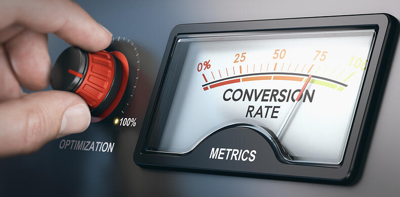 conversion rate training