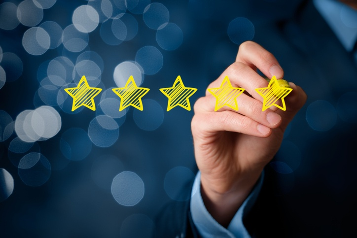 5 star retail cusotmer service strategy
