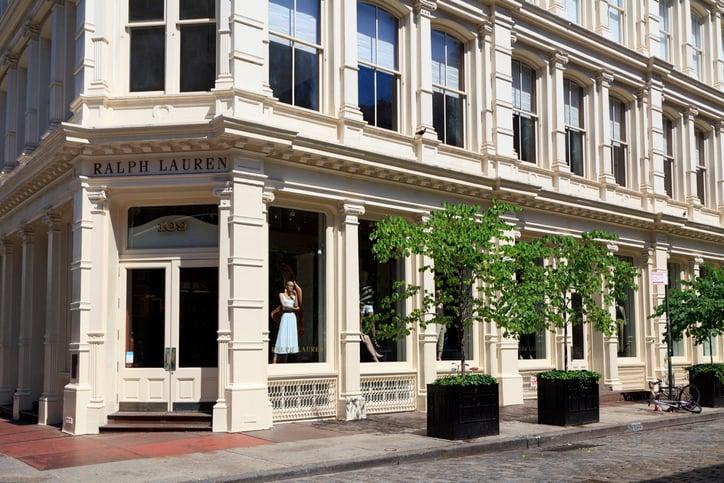 ralph lauren store Soho Manhattan