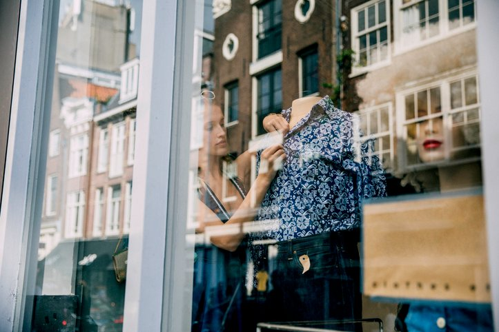 iStock-823469700-dressing a window