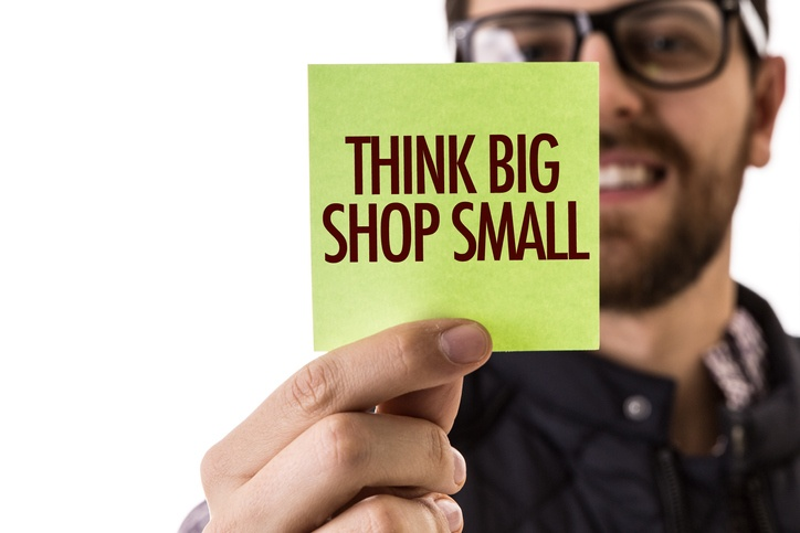 small business Saturday best practices