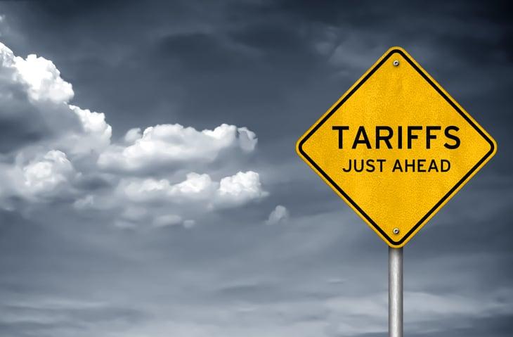tariffs on retail