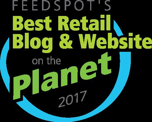 Feedspot's Best Retail Blog & Website Image