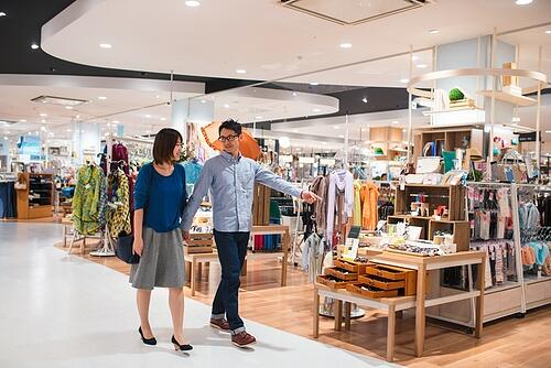 Great Displays: Stop Your Customers In Their Tracks