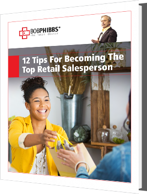 Download 12 Tips For Becoming The Top Retail Salesperson