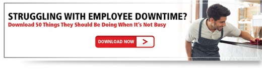 "Snag Your Copy Of ""50 Things Employees Should Do When It's Not Busy"""