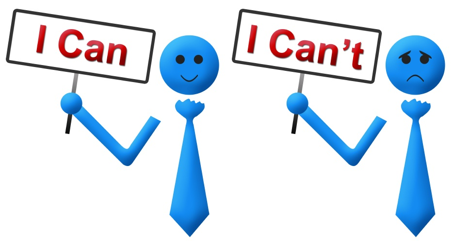 Retail Sales Training: The Difference Between I can and I won't