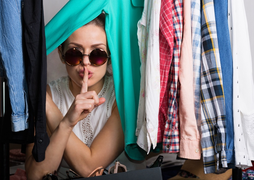 retail sales spying on competitor