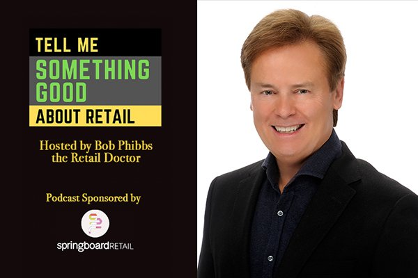 Retail Podcast 405: Dan Hodges on the Design of Experience Retail