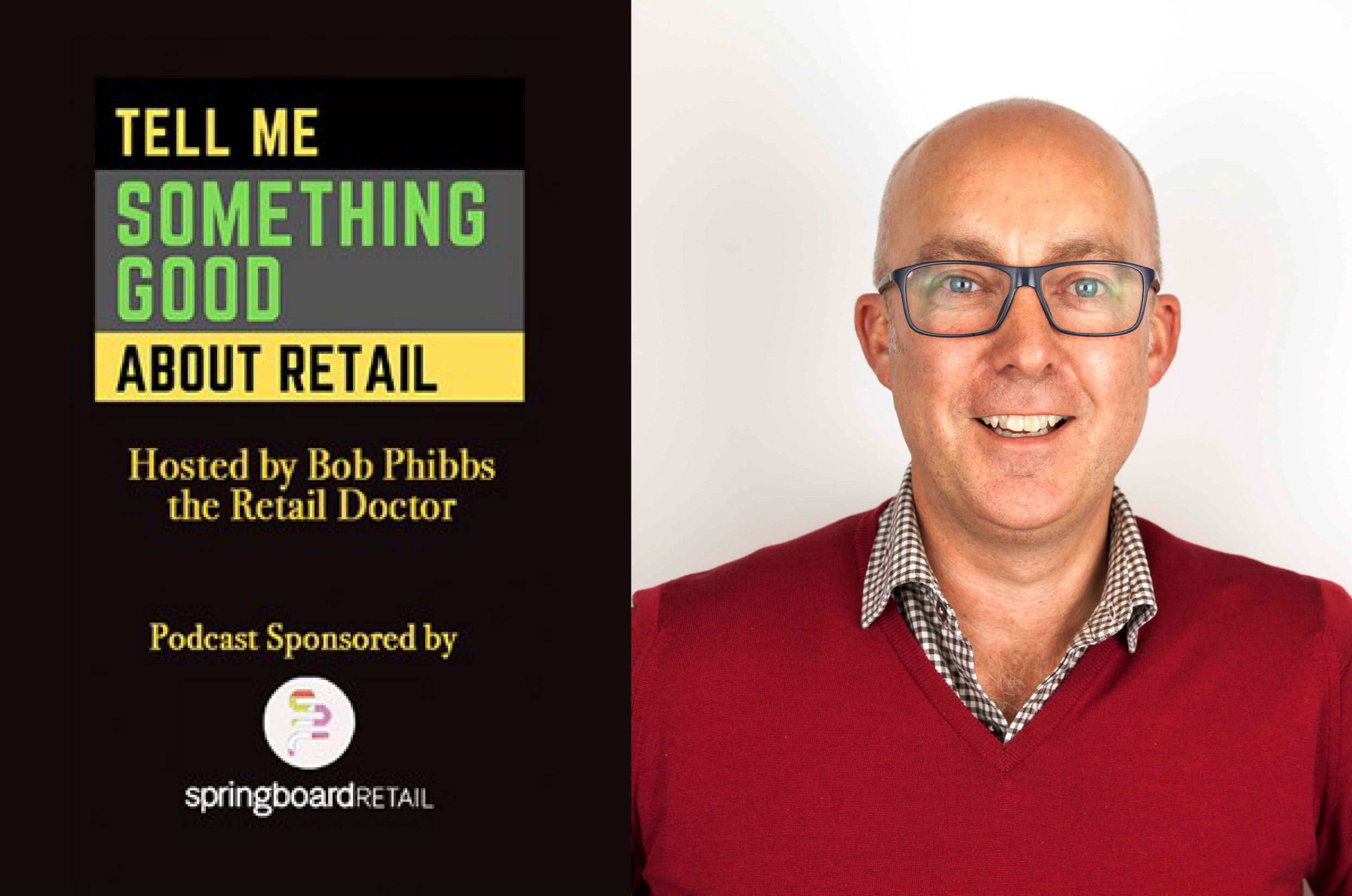 Retail Podcast 410: Derek O'Carroll Creating a Retail Culture